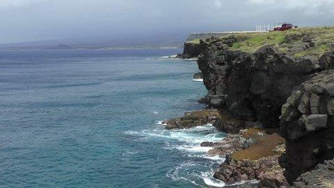 Southernmost Point of USA Big Island hawaii