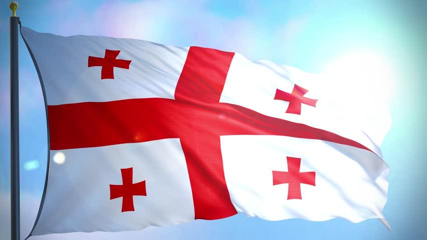 медицине известна картинки грузинского флага спину
