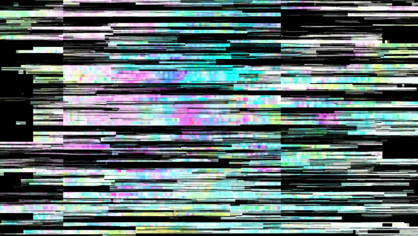 Abstract geometric composition. Glitch Noise Video. Random digital effect, color glow squares. Glitch texture footage. design animation. stock footage | Shutterstock HD Video #1009878257