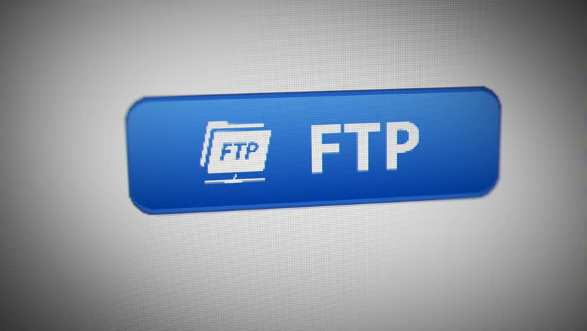 Close up Shot of Mouse Cursor Clicking FTP(File Transfer Protocol) Button. | Shutterstock HD Video #1010065136