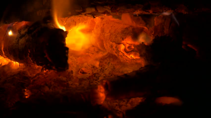 Beautiful Campfire Close Up   Native Material, straight out of the cam, watch also for a graded and stabilized version   Shutterstock HD Video #1010209931