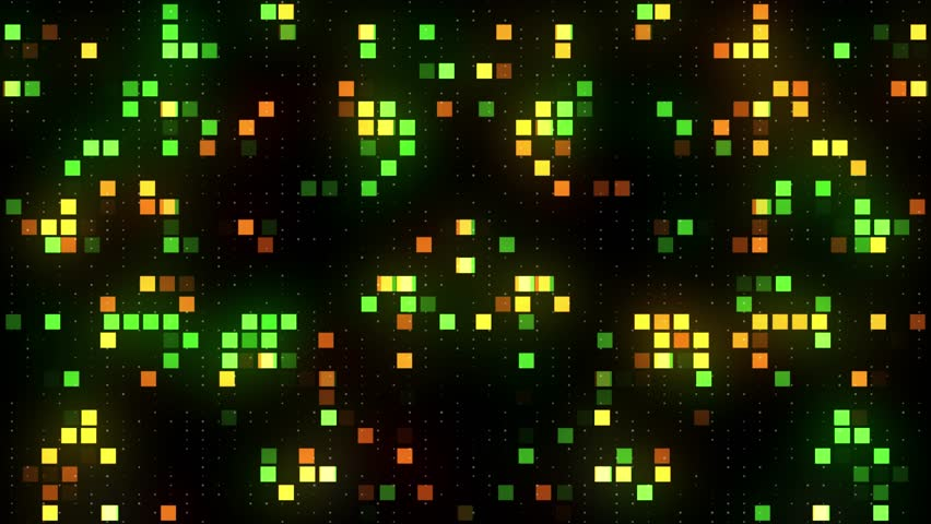 Vj abstract colorful squares background #1010253884