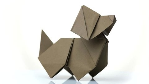 How to Make an Easy Origami Lion | 270x480