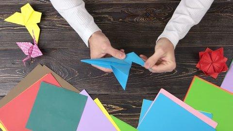 The beauty of paper art — 3D Origami - Sivabalan T - Medium | 270x480
