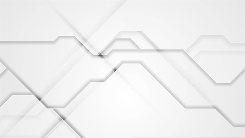 Grey tech concept abstract motion graphic design. Seamless looping. Video animation Ultra HD 4K 3840x2160 | Shutterstock HD Video #1010602046