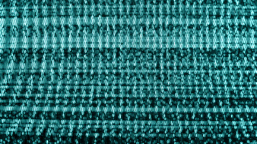 Old tv noise, analog television motion grain   Shutterstock HD Video #1010778359