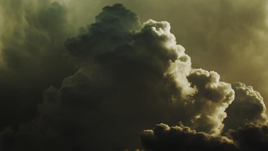 Storm Cloud Study #4 | Shutterstock HD Video #1010780267