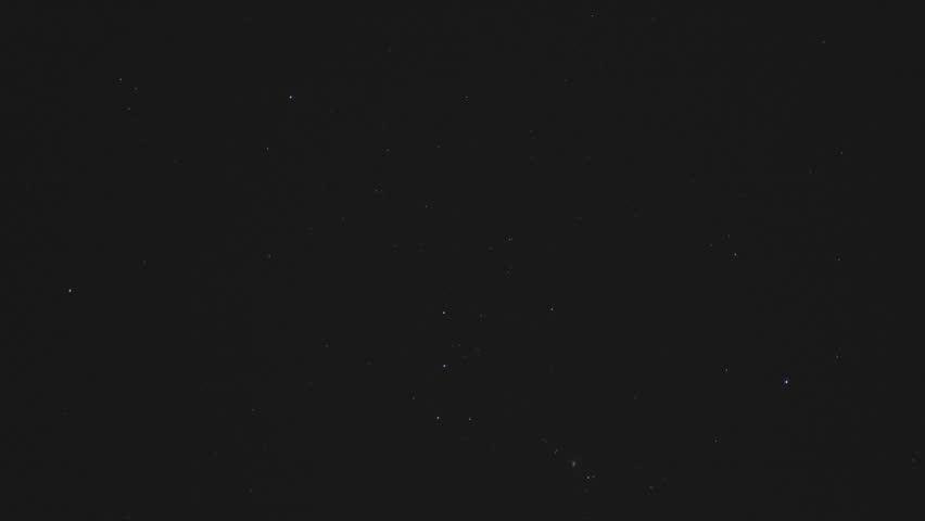 Timelaps shot of the Night sky in Himalayan region, India taken in December 2017   Shutterstock HD Video #1010905223