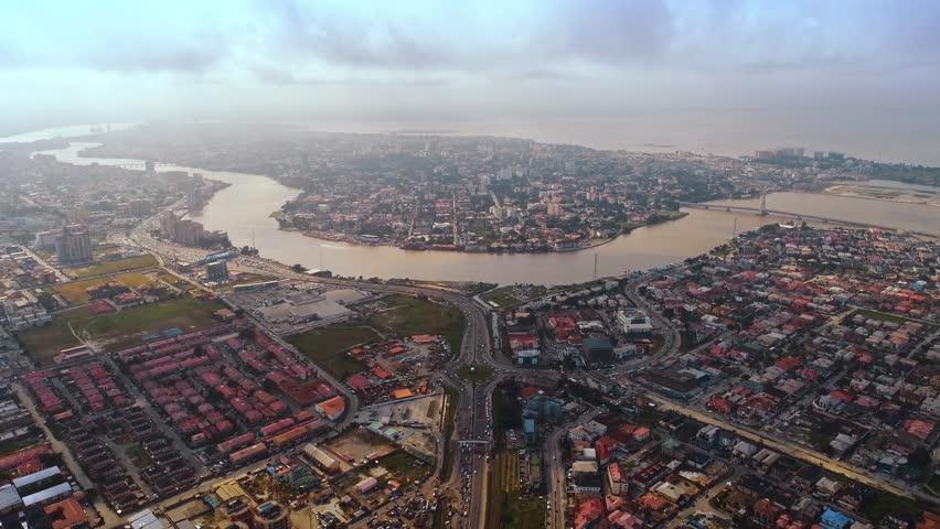 Nigeria lagos city