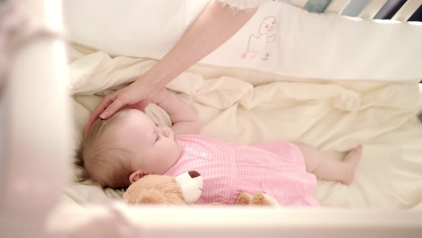 Baby Sleep Time Sweet Infant Stock Footage Video 100 Royalty Free 1011436016 Shutterstock
