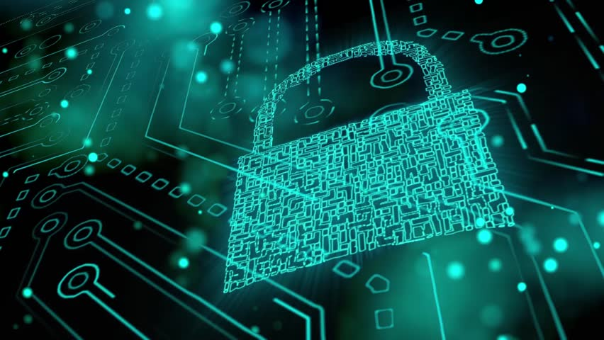 General data protection regulation concept Royalty-Free Stock Footage #1011469637