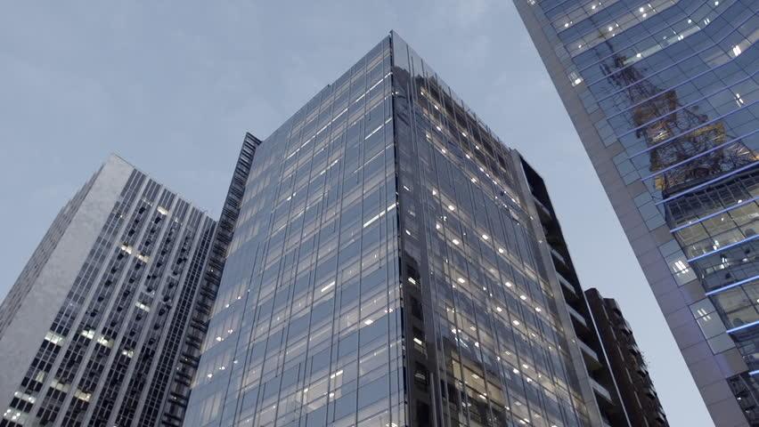 Paulista Avenue Buildings | Shutterstock HD Video #1011663206