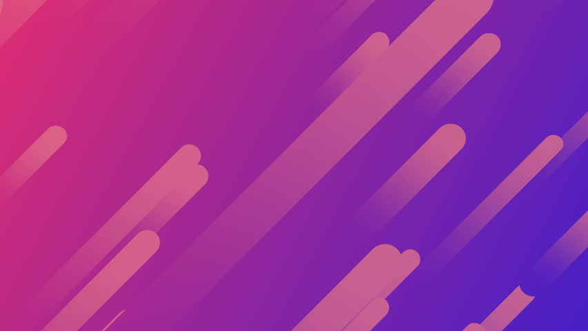 Abstract 3d rendering of colored geometric shapes. Computer generated loop animation. Geometric pattern. 4k UHD #1011783617