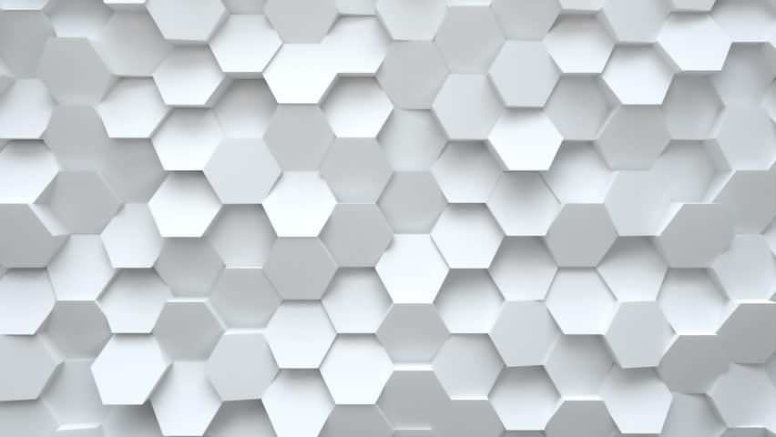 Clean looping geometric background in 4k | Shutterstock HD Video #1011825410