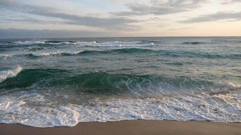 sea wave slowmotion