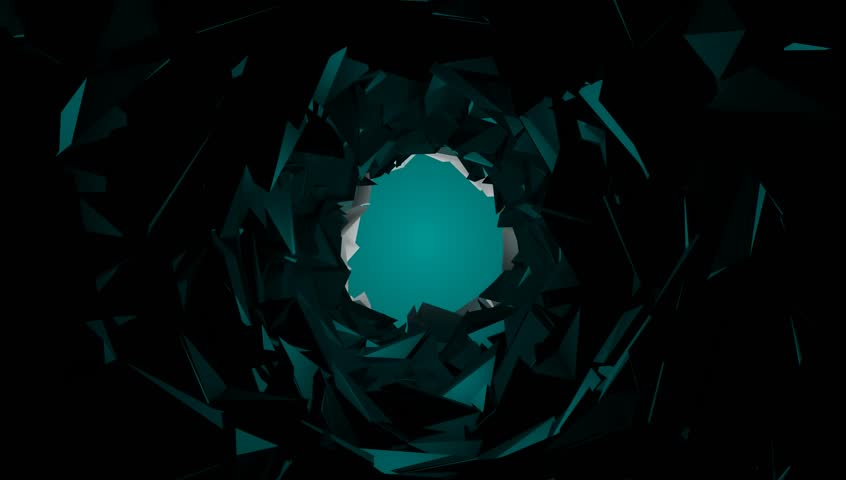 4K, Blue and Black Abstract low poly background for motion graphics and info graphics. waving low poly surface background, Low Poly Blue Motion background. Polygon Moving Background. low poly pattern