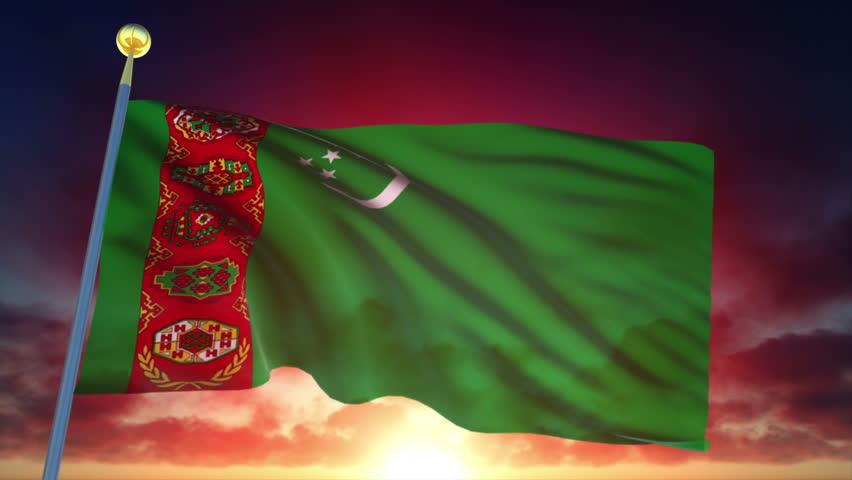 туркмения флаг картинки день
