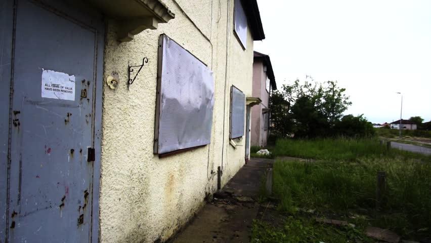 Closed Council Estate