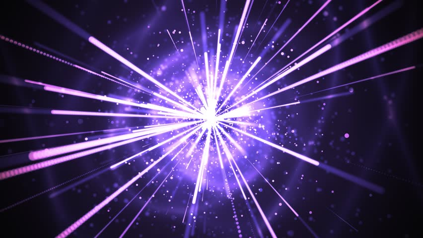 Multipurpose High Impact Particle Streaks animation.   Shutterstock HD Video #1012517393