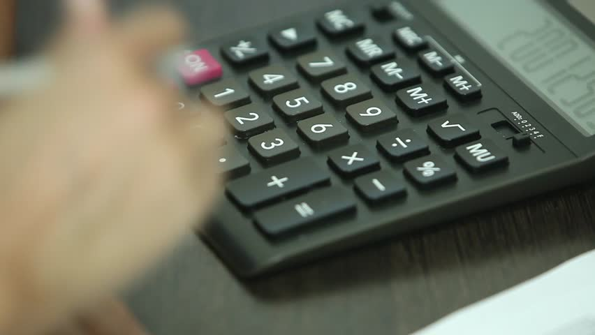 Women's hands on a computer keyboard close up - typing | Shutterstock HD Video #1012531784