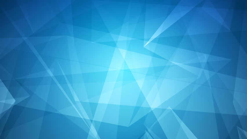 4k Abstract glowing futuristic, network, technology, science, celebration geometrical blue loop-able background with triangles | Shutterstock HD Video #1012642895