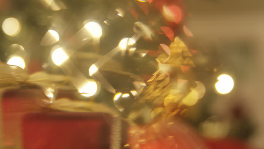 Ornaments on Christmas tree | Shutterstock HD Video #1012659884