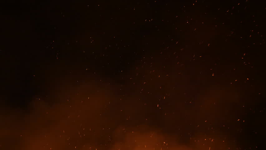 Sparkles And Smoke Elements Slow Motion 4K | Shutterstock HD Video #1012708076
