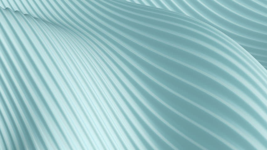 Abstract background with animation of light or dark waving surface with stripes. Animation of seamless loop. | Shutterstock HD Video #1012718111