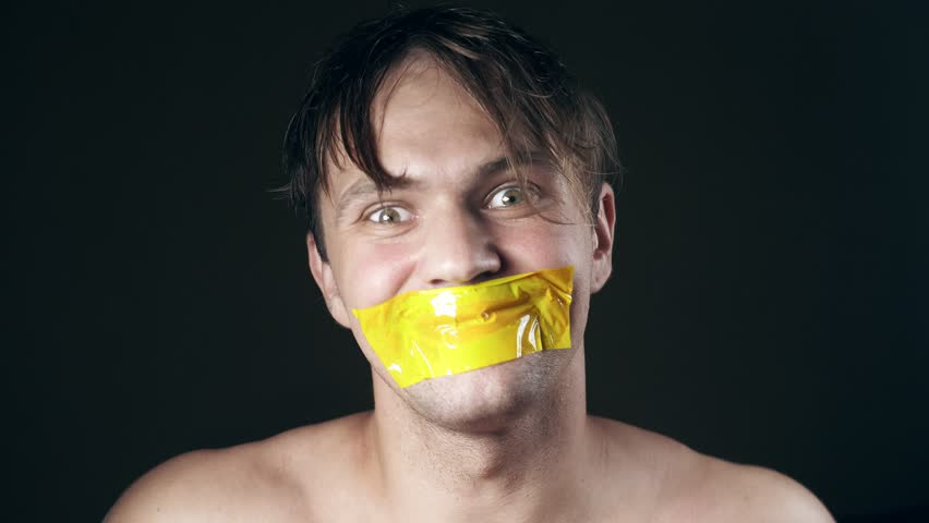 очень завязан рот картинка осудил поступок климчука