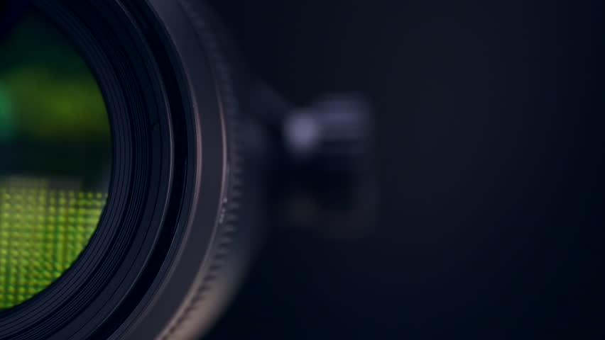 Professional camera lens Royalty-Free Stock Footage #1012887599