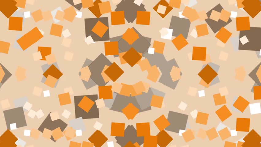Animated background. Geometric figures in motion. Loop animation. That allows you to use it any time you need. Contrast colors. | Shutterstock HD Video #1013048327