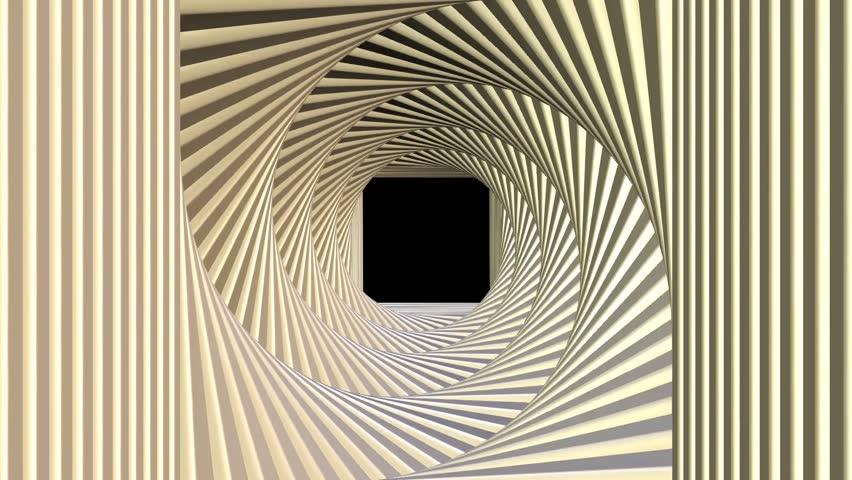 Passage strange entrance tunnel | Shutterstock HD Video #1013142455
