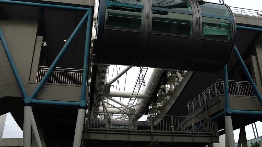 Ferris Wheel Cabin