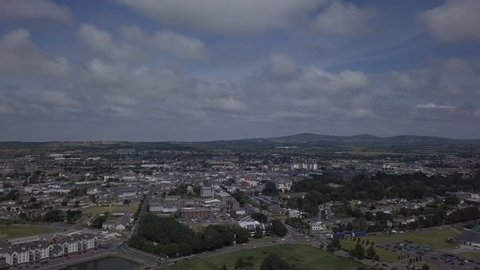 Killarney, Co. Kerry - Irish Rail
