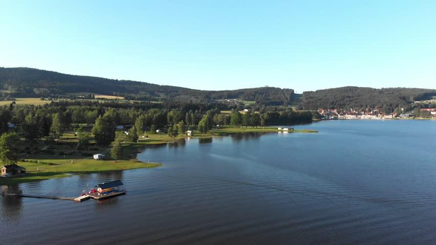 Lipno Czech Republic | Shutterstock HD Video #1013318363