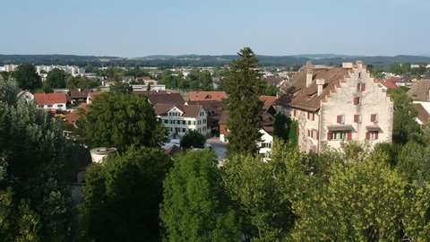 Revealing the Greifensee Castle