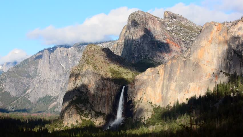 Beautiful Yosemite National Park landscapes, California | Shutterstock HD Video #1013641223