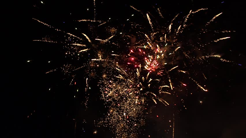 4th of July fireworks | Shutterstock HD Video #1013900795