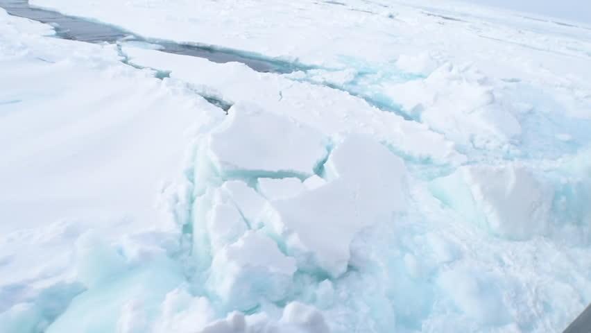 Franz-Josef Land landscape | Shutterstock HD Video #1013908829