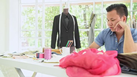 Fashion Designer Start Up Young Stock Footage Video 100 Royalty Free 1016348872 Shutterstock