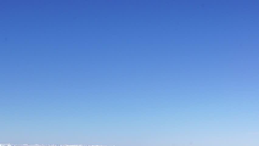 Panorama sunlight on Larsemann Hills, antarctic oasis on the shore of Prydz Bay. #1014153824