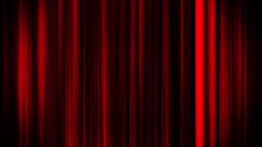 Red Glowing Vertical Lines Loop Motion Graphic Background | Shutterstock HD Video #1014206036
