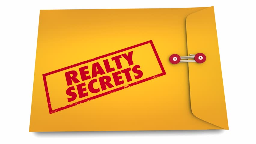 Realty Secrets Realtor Selling Home House Envelope 3d Animation