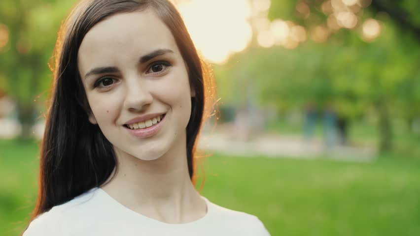 Portrait of young woman | Shutterstock HD Video #1014547697