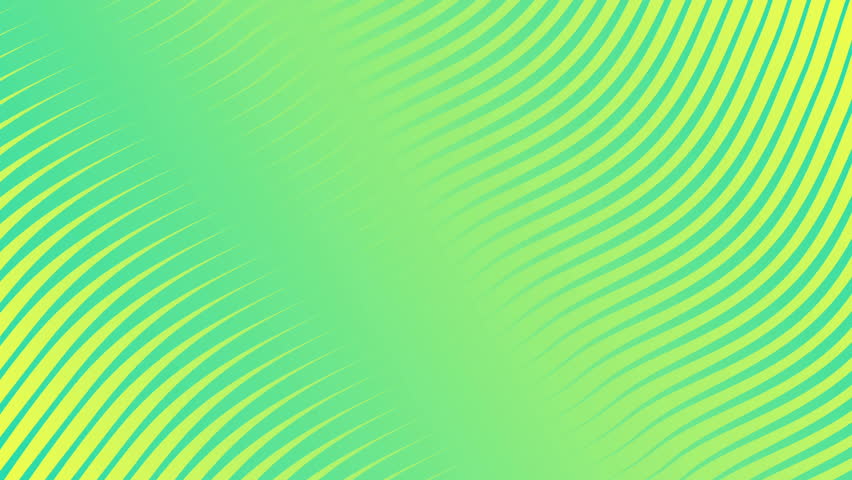 Colorful wave band surface gradient animation. Future geometric patterns motion background. 3d rendering. 4k UHD | Shutterstock HD Video #1014661928
