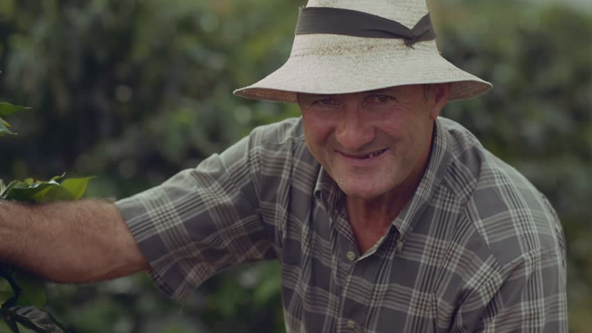 Coffee Farmer Quindio Colombia 04