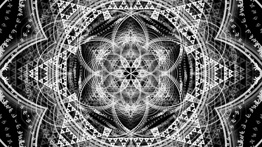 Created from various elements of the Sacred Geometry Loop Series, the video is a seamless loop that is full of morphing and evolving sacred geometry using the flower of life, the seed of life.