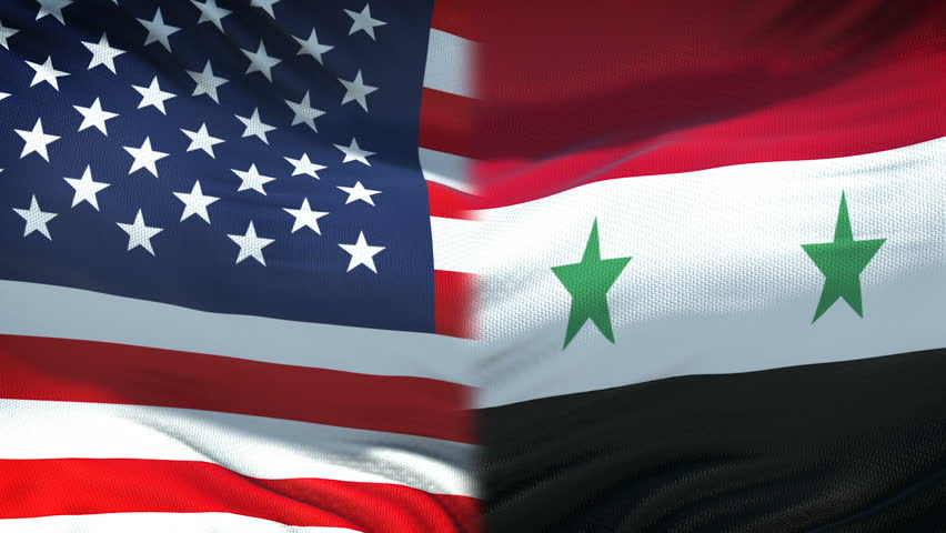 Us Vs Syria Conflict International