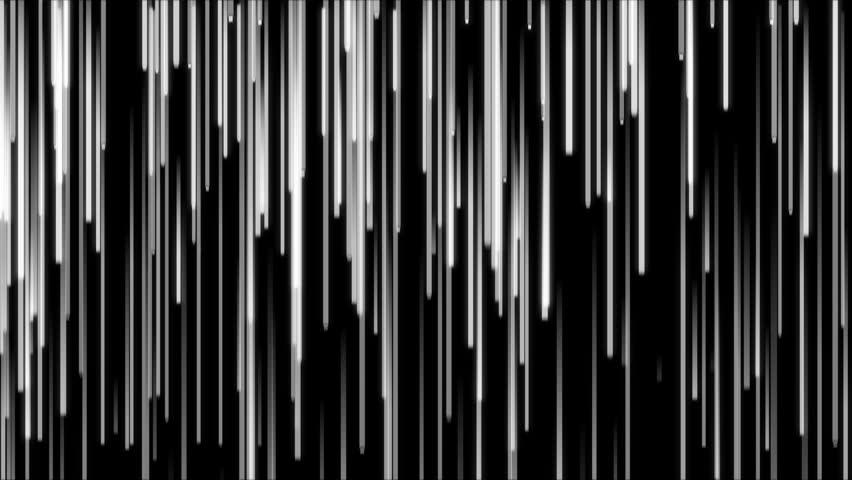 4K Falling glowing lines. Seamless loop   Shutterstock HD Video #1015102186