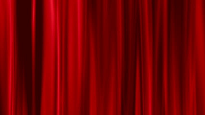 Abstract stage curtain motion loop | Shutterstock HD Video #1015203772